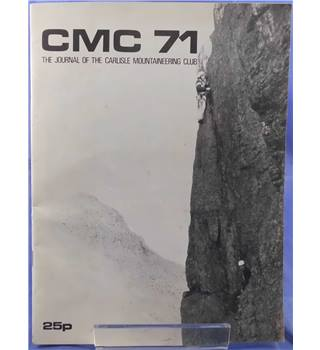 CMC 71: The Journal of the Carlisle Mountaineering Club