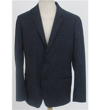 Calvin Klein Jeans Size: M Blue Single breasted blazer