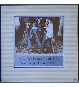 The Six Wives Of Henry VIII Rick Wakeman - AMLH 64361