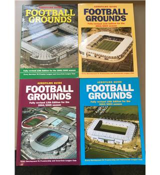 Football Grounds (various editions)