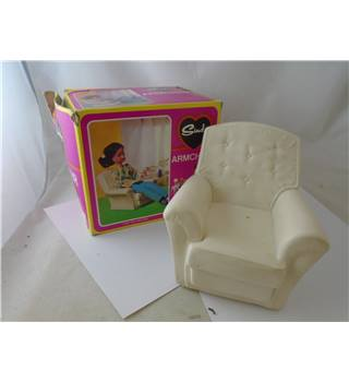 Vintage Sindy Armchair Pedigree
