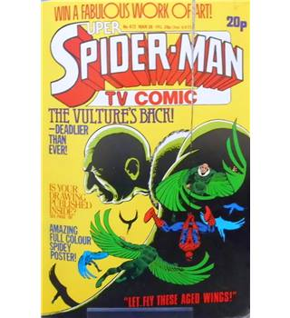 Spider-Man #472 - 24th March 1982