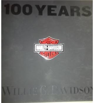 100 years of Harley-Davidson-First Edition, Rare copy