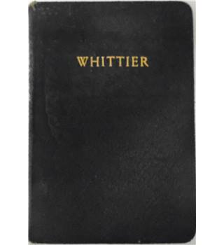 Whittier's Poetical works (1904)
