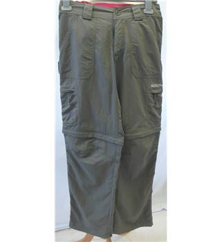 Mountain Warehouse - Size: XS - Grey - Ladies' Mountain Convertible Trousers