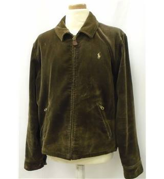 Ralph Lauren - Size: M - Brown - Jacket