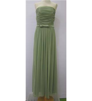 BNWT Dessy Collection Size 12 Ladies' Green Evening Dress Dessy Collection - Size: 12 - Green - Evening dress