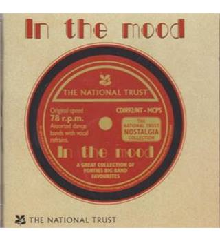 In the Mood  National Trust 23 track compilation