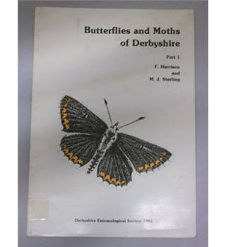 Butterflies and Moths of Derbyshire Part 1