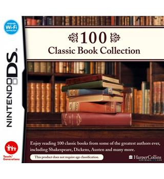 100 Classic Book Collection (Nintendo DS)