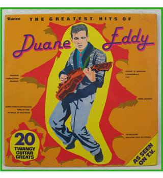 Duane Eddy The Greatest Hits Of Rtl 2035 Oxfam Gb