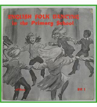 Greensleeves Country Dance Band - English Folk Dancing In The Primary School - EFDSS BR 3