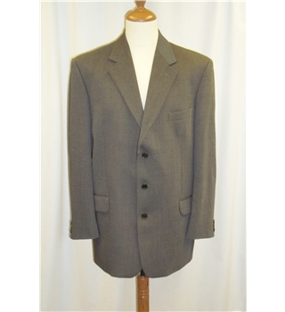 Jaeger size: 52L grey single breasted suit jacket
