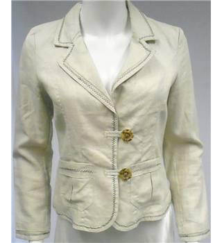 Autograph New York -Size 6 - Beige -Smart Jacket