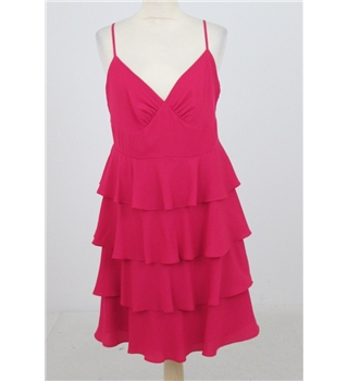 Patricia Field size: M pink dress