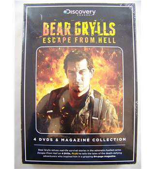Bear Grylls - Escape From Hell E