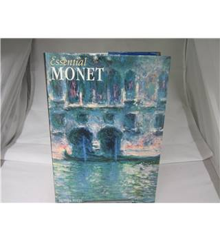 Essential Monet by Vanessa Potts