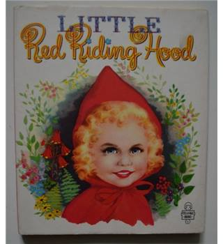 Little Red Riding Hood - Tell-a-Tales No. 6