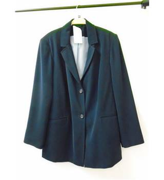Essence - Size 20 - Blue formal blazer Unbranded - Size: 20 - Blue - Smart jacket / coat
