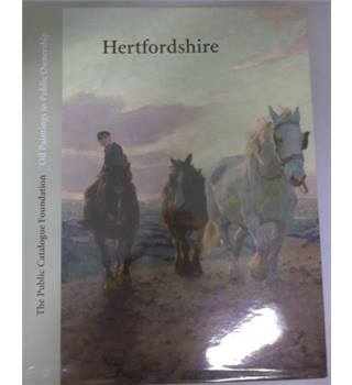 Oil paintings in public ownership in Hertfordshire