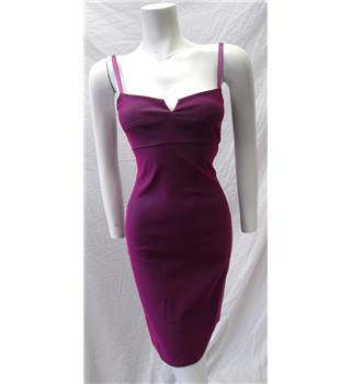 New Look Size 8 Pink Dress New Look - Size: 8 - Pink