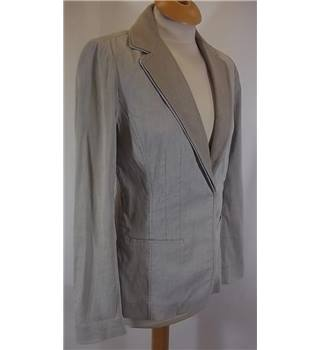Elie Tahari - Size: 10 - Grey - Trouser suit