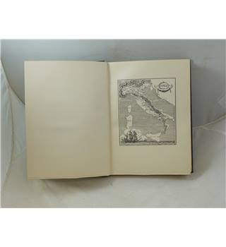 A History Of Painting: The Later Italians And The Genius Of Spain Published By T.C And E.C Jack 1911