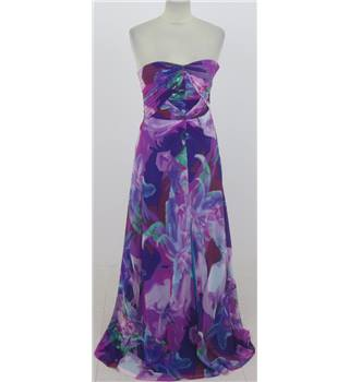 Coast Size: 8 pink/purple mix evening dress