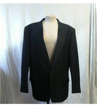 Dunn & Co - Size: XL - Black - Single breasted blazer