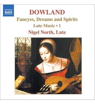 Dowland - Fancyes, Dreams and Spirits - Lute Music 1
