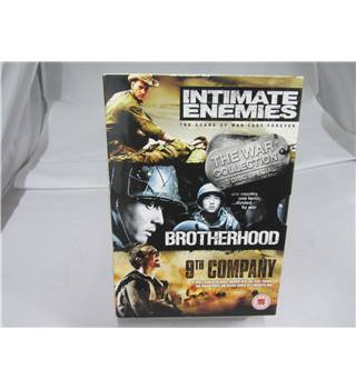 Intimate Enemies Brotherhood 9 company dvd box set