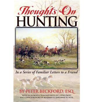 Thoughts on hunting