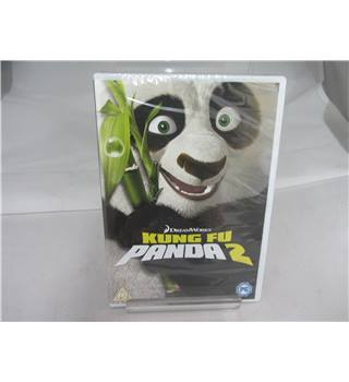Dreamworks Kung Fu Panda  2 new dvd sealed