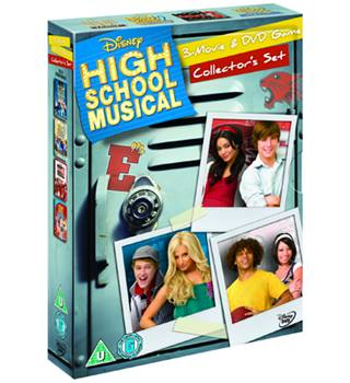 High school musical 1-3 U
