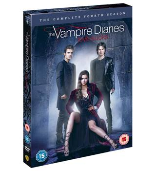 The Vampire Diaries , the complete Fourth Season 15