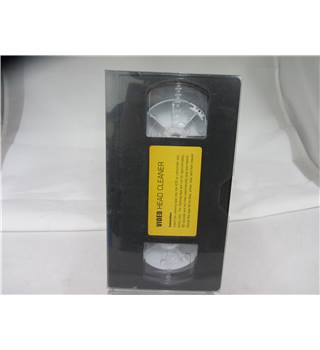 Whsmith Video Head Cleaner in plastic case