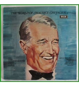 Maurice Chevalier - The World Of Maurice Chevalier - SPA-R 146