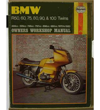 BMW Owners Workshop Manual, Haynes