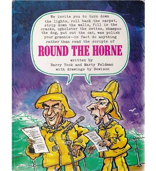 Round the Horne - 1st Edition, 1974. Signed by Barry Took