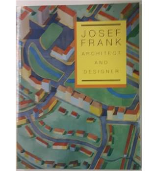 Josef Frank Architect and Designer