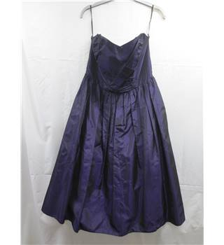 Spectacular purple party dress Size 12/14 Unbranded - Size: 12 - Purple - Evening dress