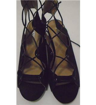 Fiore Heels Fiore - Size: 4 - Black - Heeled shoes