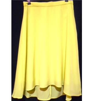 New! BNWT - GAP - Size S - Yellow Bright Limon - Skirt Gap - Size: S - Yellow