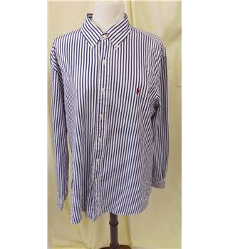 Ralph Lauren Shirt -XXL-Custom Fit Ralph Lauren - Size: XXL - Multi-coloured - Long sleeved