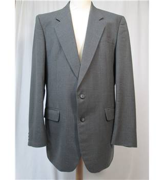 Burberry grey two piece suit Size L