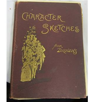 Character Sketches from Charles Dickens Pourtrayed by Kyd