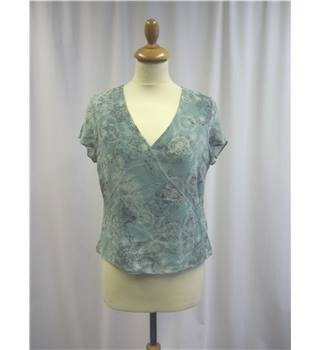 Country Casuals - Size: 14 - Mint Green - Capped sleeve top