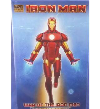 Iron Man: War Of The Iron Men - Premiere Edition