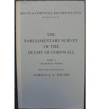 The Parliamentary Survey of the Duchy of Cornwall