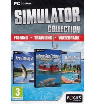Simulator Collection: Fishing, Trawling, Waterpark [PC]